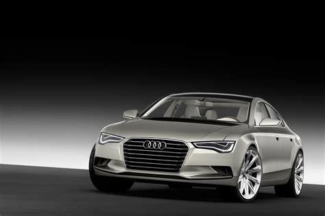 Audi Sportback Concept Photos