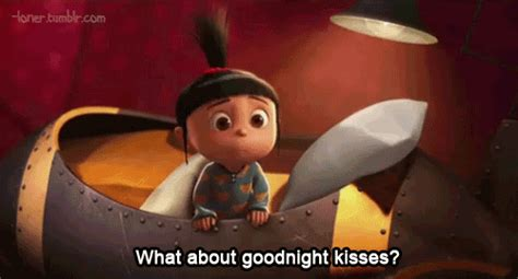 what about goodnight kisses? - Despicable Me Fan Art ...