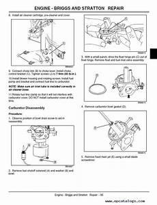 John Deere Gt225 Gt235 Gt235e Gt245 Lawn Tractor Pdf