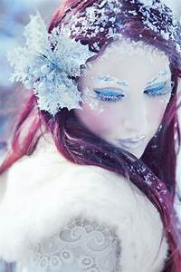 12  Winter Snow Fairy Make Up Looks  Ideas  U0026 Trends 2015