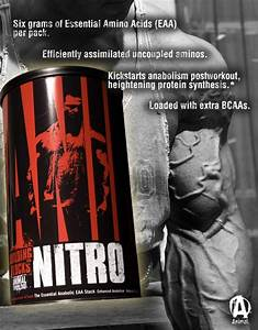 Animal Nitro by Universal Nutrition at Bodybuilding.com ...