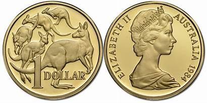Australian Coin Dollar Mint Royal Australia 1984