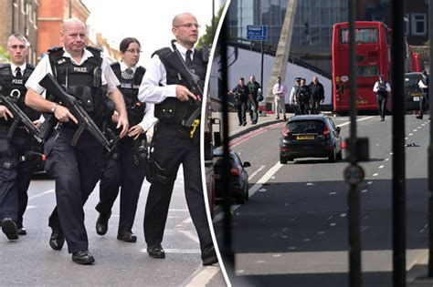 borough market stabbing london terror attack is london bridge station open
