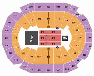 Fiserv Forum Seating Chart With Seat Numbers Banda Ms Milwaukee Tickets 2019 Banda Ms Tickets