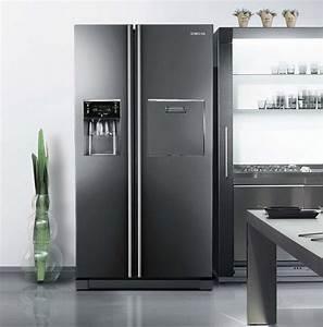 Side To Side Kühlschrank : amerikanische k hlschr nke k che ~ Michelbontemps.com Haus und Dekorationen