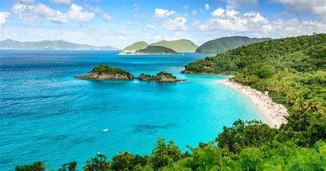 Trunk Bay Has Got To Be Americas Most Secret Beach