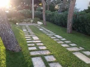 Idées Allée De Jardin : am nagment all e de jardin 45 id es originales ~ Melissatoandfro.com Idées de Décoration