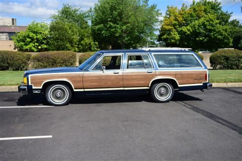 country squire station wagon no reserve estate sale daily