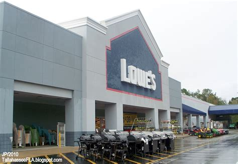 lowes store miami tallahassee florida leon co state university restaurant hospital government dept phone bank