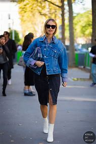 Street-Style Denim Jacket