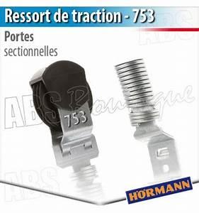 Ressort Porte De Garage Sectionnelle : ressort de traction porte de garage hormann n 753 ~ Dailycaller-alerts.com Idées de Décoration