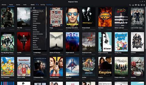 popcorn time desktop  beta