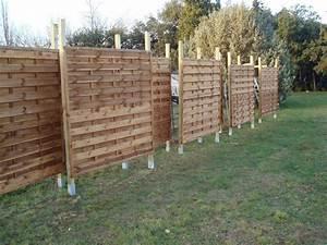 Support Poteau Bois Leroy Merlin : sceller poteaux en bois ~ Dailycaller-alerts.com Idées de Décoration