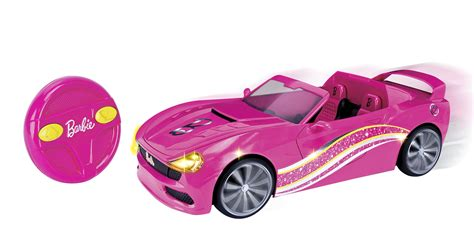Barbie R/c Convertible Car