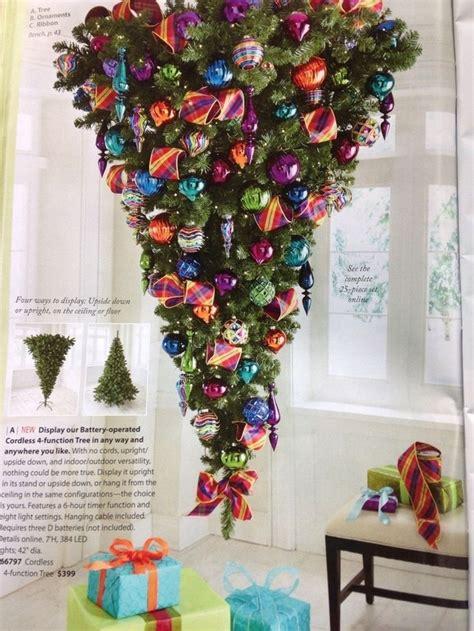 upside  clipart christmas tree pencil   color