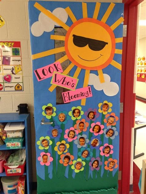 Decorating Ideas For Door by Door Decorating Ideas That Your Students Will Adore