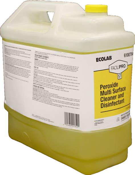 FaciliPro™ Peroxide Multi Surface Cleaner and Disinfectant