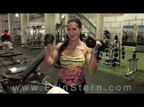 erin stern shoulders video preview youtube