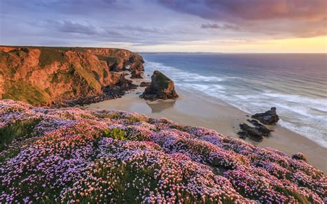 cornwall england hd holiday destinations wallpapers tourist spring earth vacation places makes perfect landscapes go nature information quality