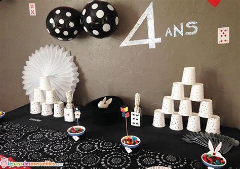 jeux de cuisine 2015 parce qu 39 avoir 4 ans c 39 est un peu magique anniversaire thème magie le pays des merveilles
