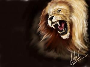Lion Roar by kirisute on DeviantArt