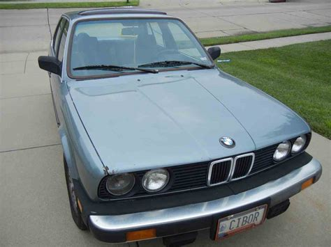 1985 Bmw 325 For Sale