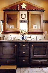 Western Bathroom Decorating Ideas