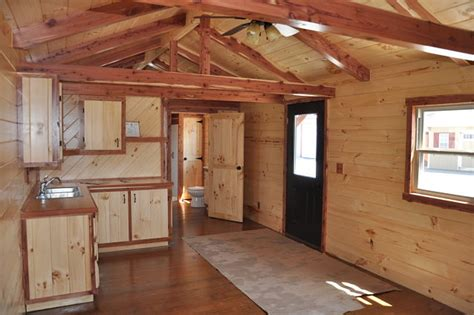 hunter standard log cabins sales prices