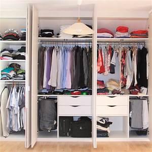 Faltbarer Kleiderschrank Ikea : offenen kleiderschrank nach ma planen ~ Orissabook.com Haus und Dekorationen