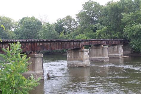 bridgehuntercom ns south bend bridge