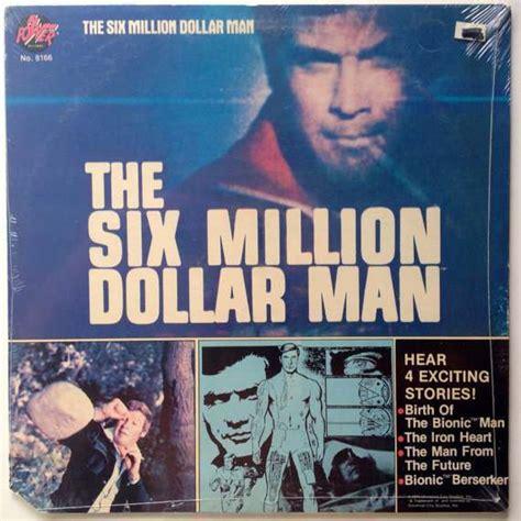 million dollar man christmas records  flashbak