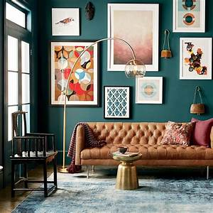 13, Awesome, Artistic, Wall, Accent, Living, Room, Decoration, Ideas