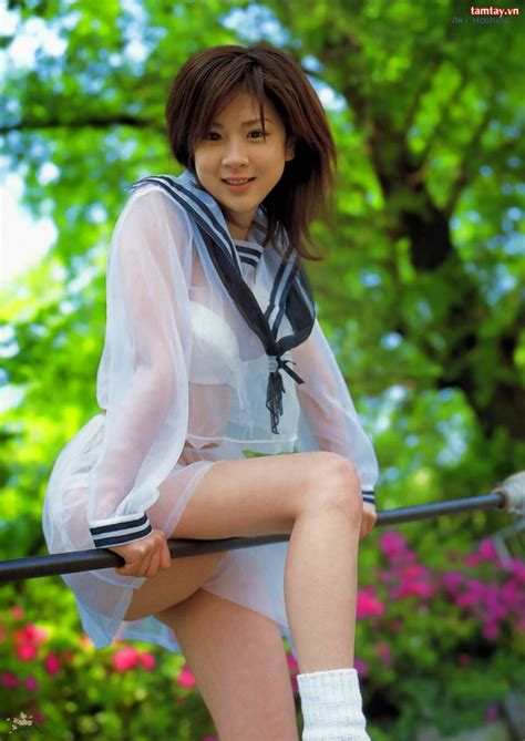 Aki Hoshino Good Asian Girl