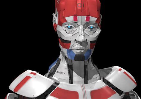 Droidman | CGTrader