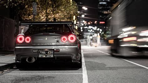 Iphone Widebody Gtr Wallpaper by Nissan Skyline Wallpaper 73 Pictures