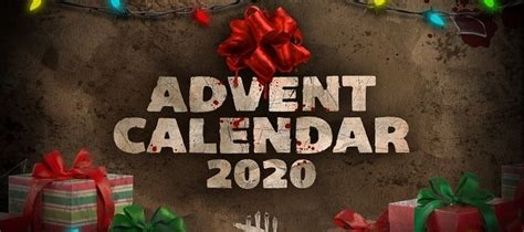 dead  daylight advent calendar  brings