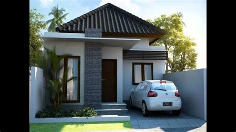 model rumah minimalis ukuran  youtube