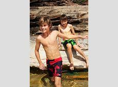 Speedo '13 National Campaign Kids Tomasz Machnik