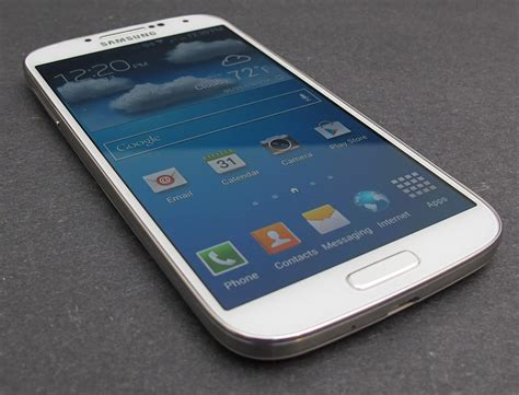 Samsung Galaxy S4 Android Smartphone Review  The Gadgeteer