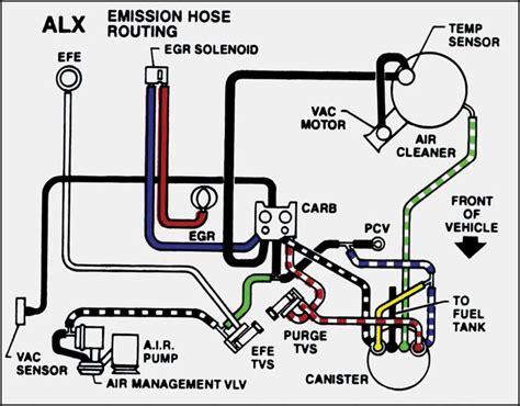 1986 Corvette Smog Diagram by 1981 All Makes All Models Parts Dc1293 1981 Camaro Z28