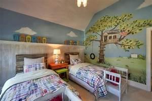 Peinture Chambre Enfant 70 Ides Fraches
