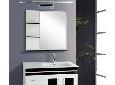 Thg Adjustable 180 Degrees Angle Bathroom Mirror-front