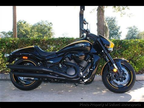 2014 Suzuki Boulevard M109r Boss Cruiser For Sale On 2040motos