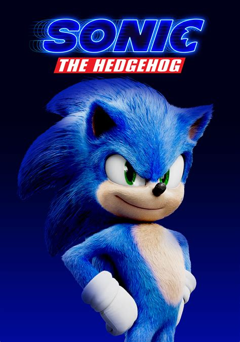 Sonic The Hedgehog | Movie fanart | fanart.tv