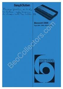 Bang Olufsen Beocenter 9000 Service Manual Download Free