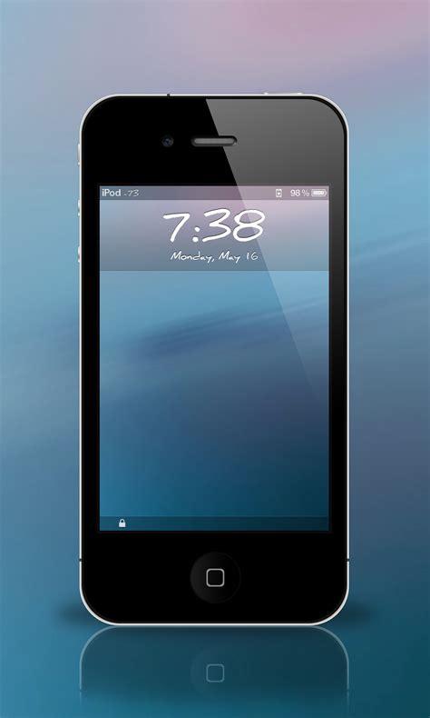 iphone lockscreen iphone 4s lock screen wallpaper wallpapersafari