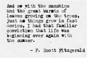 The Great GREAT... Useful Gatsby Quotes