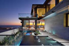 Beautiful Home Design With Modern Vintage Interior Ocean View Water Feature Sea Views Contemporary Beach House In Dana Point