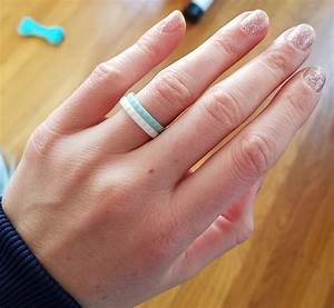 qalo enso etc show off your silicone rings page 2 With enso wedding rings