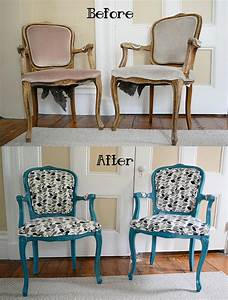 15, Most, Amazing, Before, And, After, Chair, Makeover, Ideas
